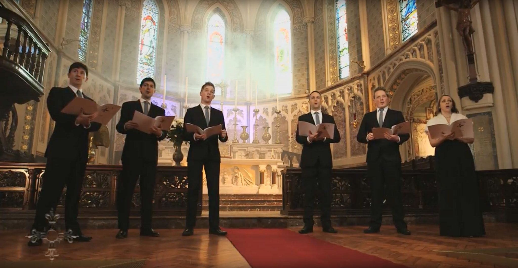 crux church st marys dublin ireland wedding music choir choral quartet